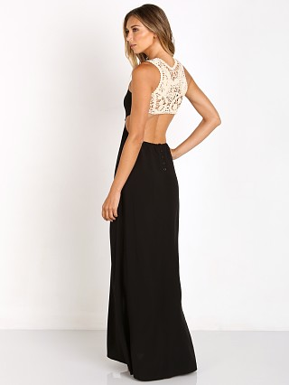 L Space Daybreak Maxi Dress Black