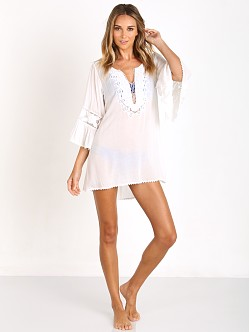 L Space Breakaway Cover Up Ivory