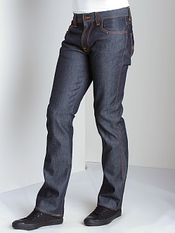 Nudie Jeans Slim Jim Org Dry Broken Twill