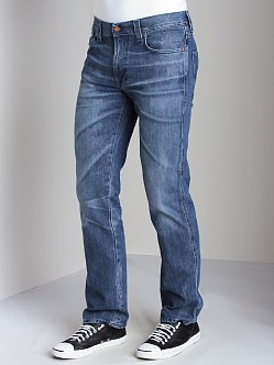 Nudie Jeans Slim Jim Org Indigo Beat