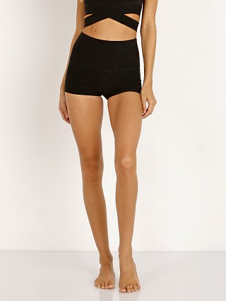 Beyond Yoga Spacedye Circuit High Waist Short Darkest Night