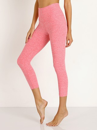 Beyond Yoga Spacedye High Waist Capri Legging Heatwave