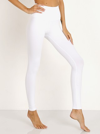 Beyond Yoga High Waisted Midi Legging White