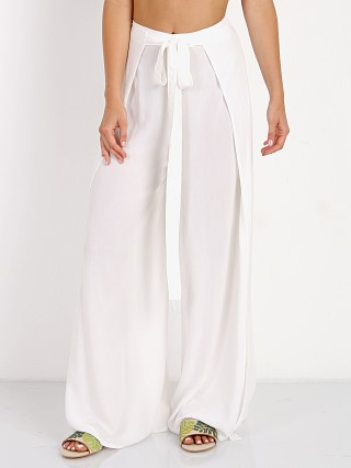 Indah Eclipse High Waisted Pant Ivory