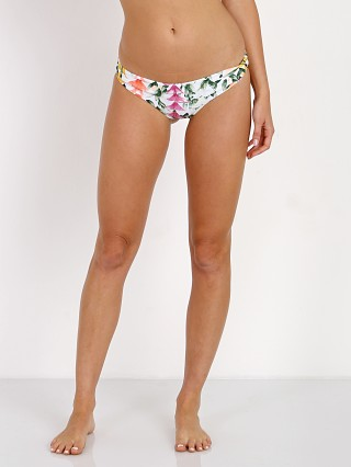 Stone Fox Swim Big Island Bikini Bottom Lei Stand