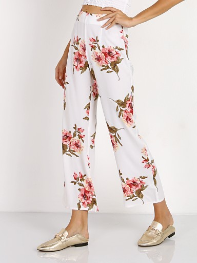 Flynn Skye Parker Pant White Gatherings