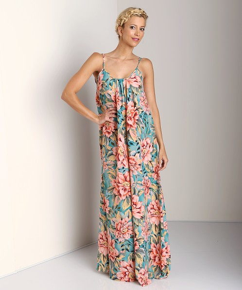 Show Me Your Mumu Trapeze Maxi Dress Tommy & The Band