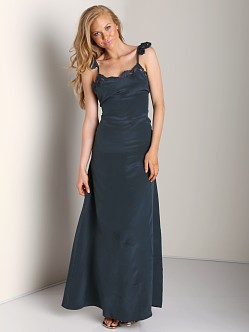 Stone Cold Fox De La Vega Gown Emerald