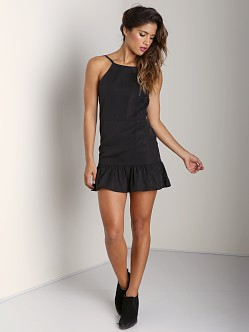Stone Cold Fox Pistol Dress Black