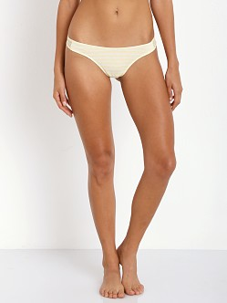 Only Hearts Venice Thong Mellow Yellow