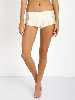 Only Hearts Venice Hipster with Lace Mellow Yellow