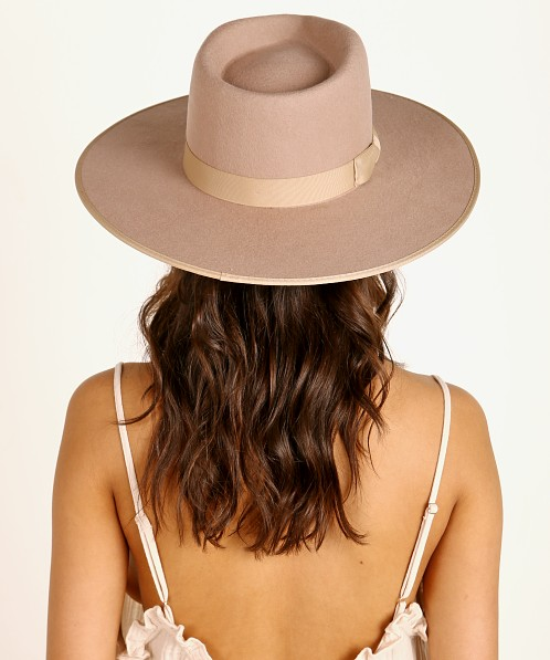 Lack of Color Zulu Rancher Hat Sand