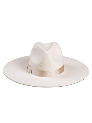 Lack of Color Montana Hat Ivory