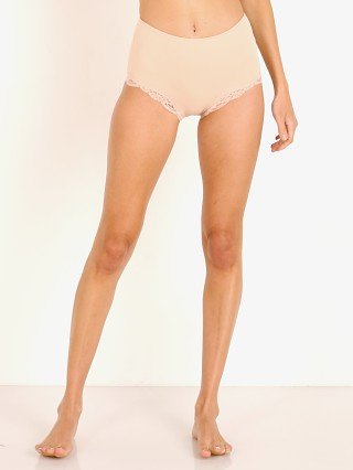 Only Hearts Delicious with Lace High Waist Brief Parchment