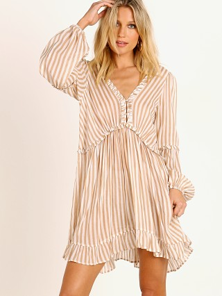 Auguste the Label Tour Ryanne Mini Dress Almond
