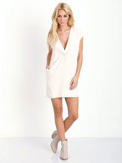 Finders Keepers Electric City Dress Apricot