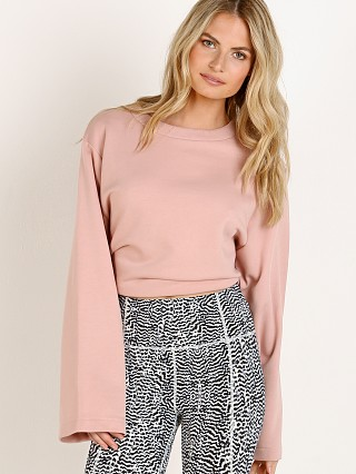 Varley Weymouth Sweater Cinder Rose