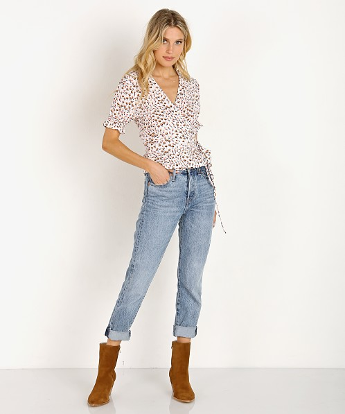Faithfull the Brand Salvador Top Sabine Floral