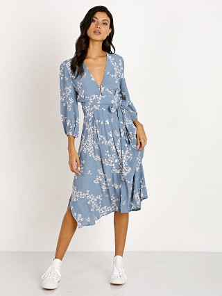 You may also like: Faithfull the Brand Chloe Midi Dress Cap Estelle Floral