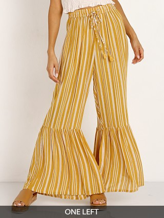 Faithfull the Brand Bisou Pant Roy Stripe Print