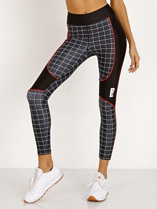 You may also like: PE NATION The Hammer Throw Legging Black/White Print