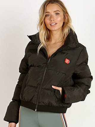 PE NATION Ramp Run Jacket Black