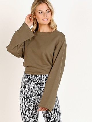 Varley Weymouth Sweater Olive