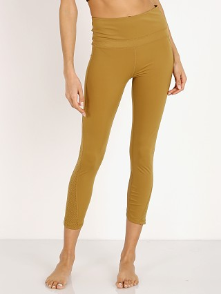 Varley Corbett Legging Tight Gold