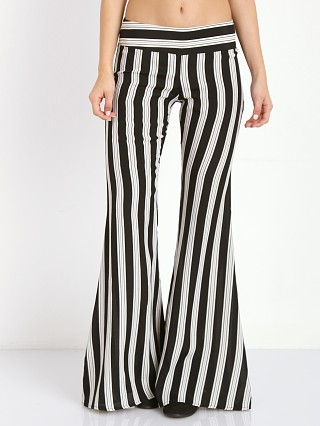 Flynn Skye Patty Flare Black Stripe