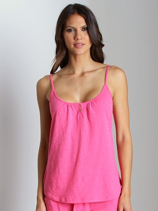 You may also like: Juicy Couture Slub Knit Basics Tank Helium Pink