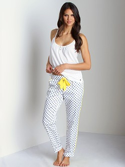Juicy Couture Joise Dot PJ Pant Angel Combo