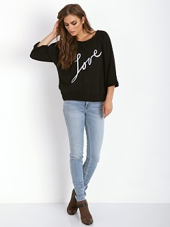 Daydreamer Love, Charlie Sweatshirt Black