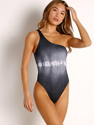 Model in jett ombre BOUND by Bond-Eye The Oscar One Piece