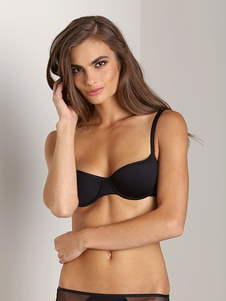 Cosabella Queen of Spades 3/4 Cup Bra Black