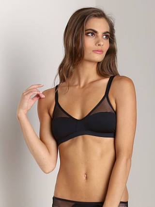 Cosabella Queen of Spades Soft Bra Black
