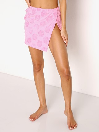 You may also like: Frankie's Bikinis Stacey Terry Jacquard Skirt Flowerchild