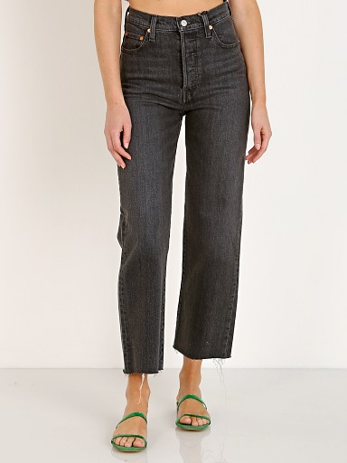 Levi's Ribcage Straight Ankle Jeans You Only Live Once