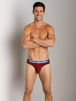 John Sievers SLEEK Natural Pouch Brief Hot Pepper