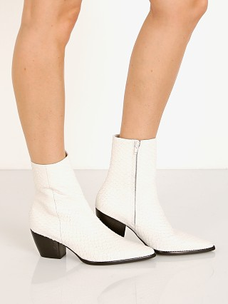 Complete the look: Matisse Caty Boot White Snake