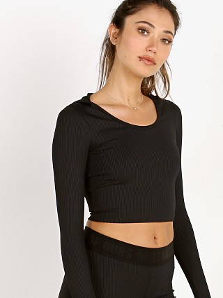 Complete the look: Year of Ours Skater Top Black