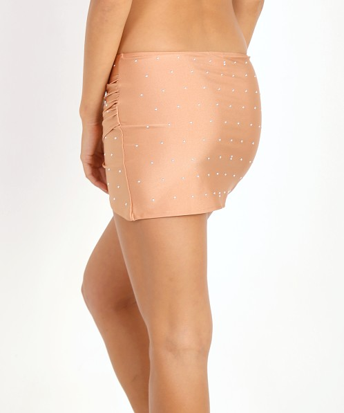 Amuse Society Everyday Micro Skirt Sahara Sand