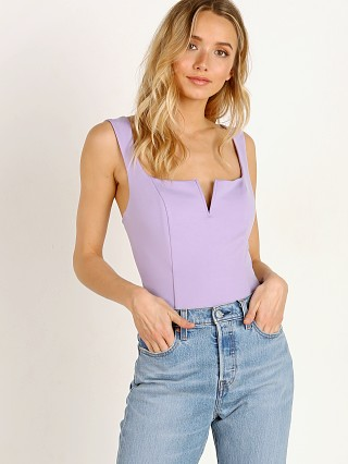 ASTR the Label Nouveau Bodysuit Lilac