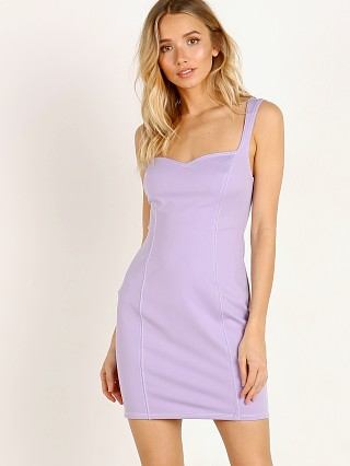 ASTR the Label Stereotype Dress Lilac