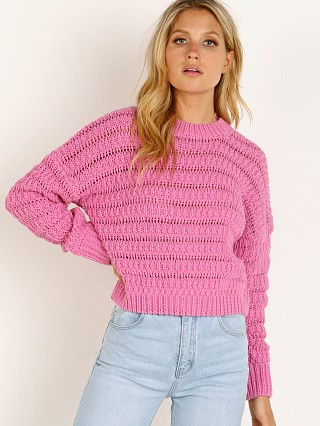 ASTR the Label Bobbi Sweater Bubble Gum Pink