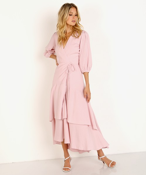 ASTR the Label Shawna Dress Pink