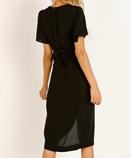 ASTR the Label Cole Dress Black