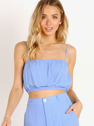 Model in sky Capulet Bridgette Top