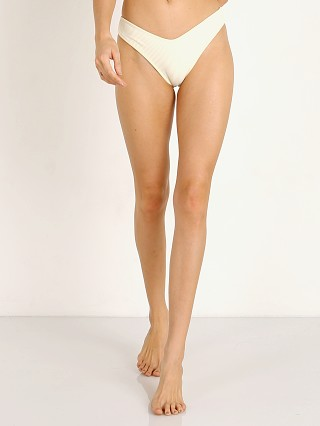Complete the look: Montce Lula Bikini Bottom Cream Rib