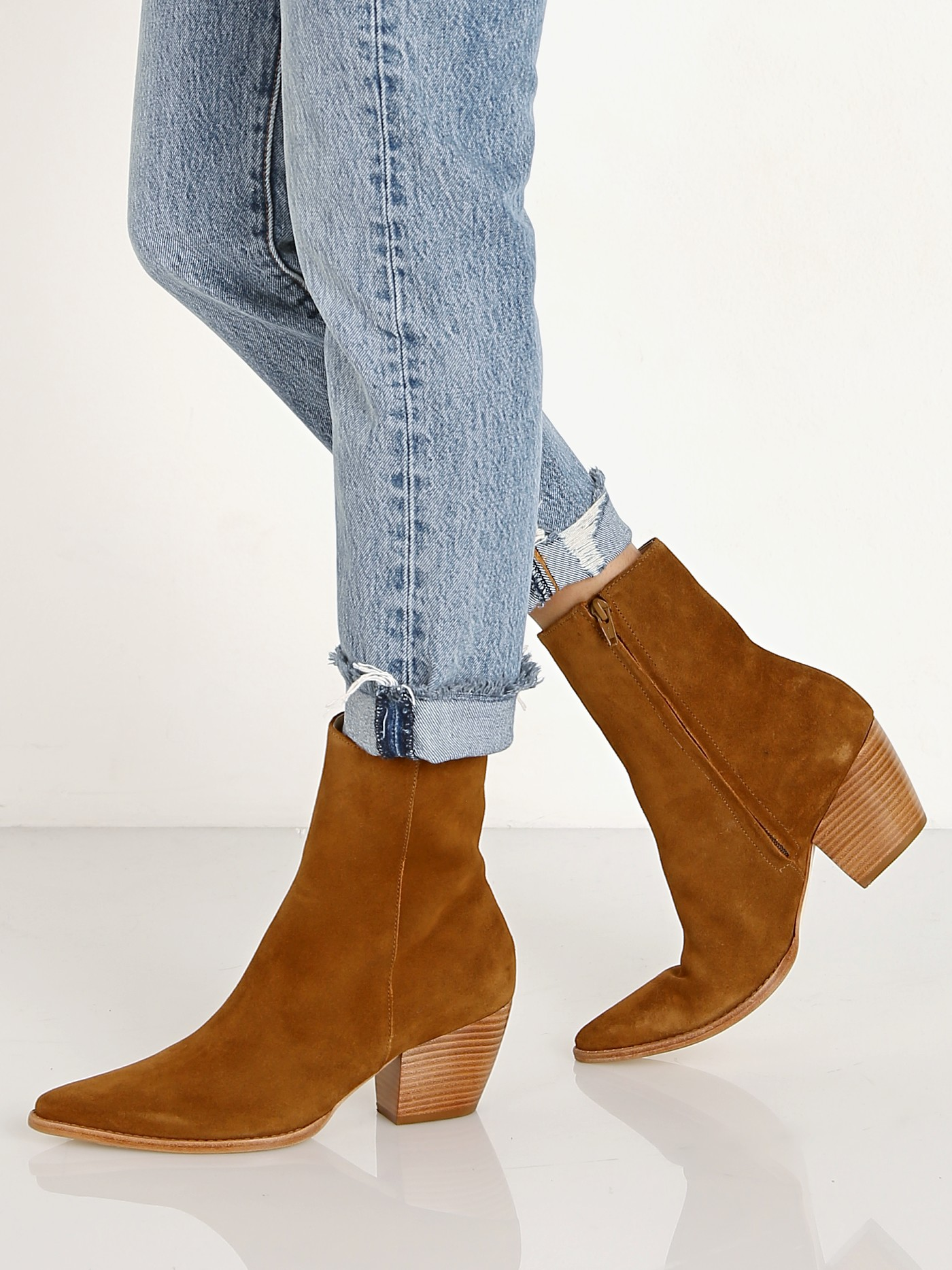 7b715e795b77 Matisse Caty Boot Fawn Suede CTYLSBRX12E - Free Shipping at Largo Drive