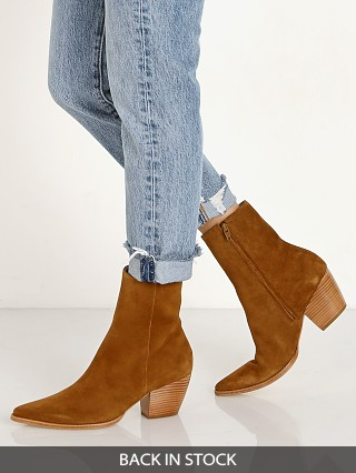 Matisse Caty Boot Fawn Suede